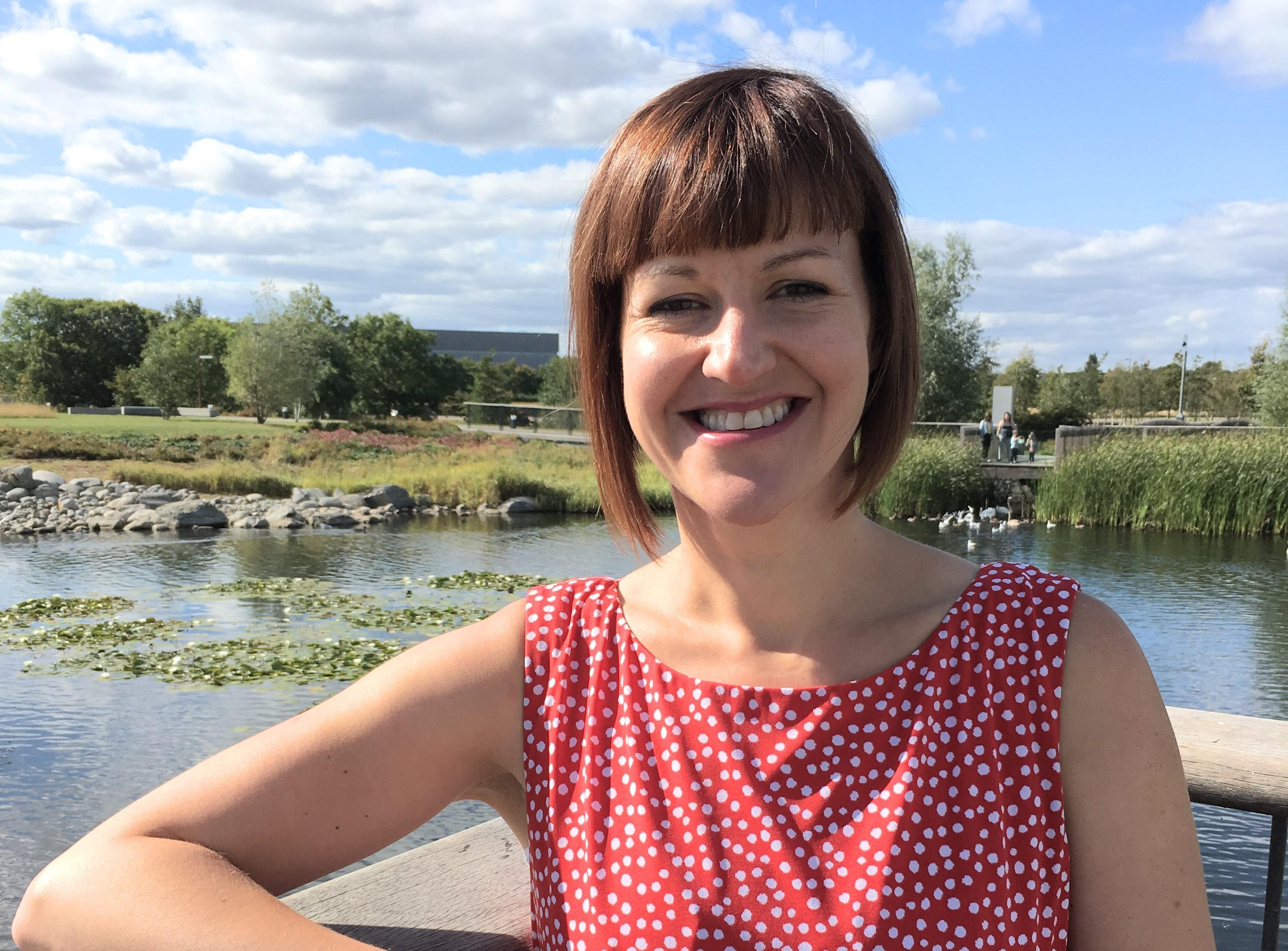 Liz Barron-Majerik is joining the Lantra Scotland team as director