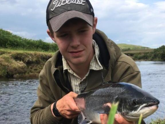 Cameron MacLean - Modern Apprentice in Gamekeeping
